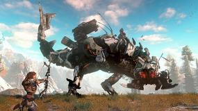 Horizon Zero Dawn - polowanie na mechaniczne stwory