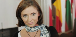 Joanna Mucha zabiera wędkarzom