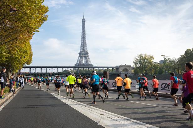 Paryż maraton