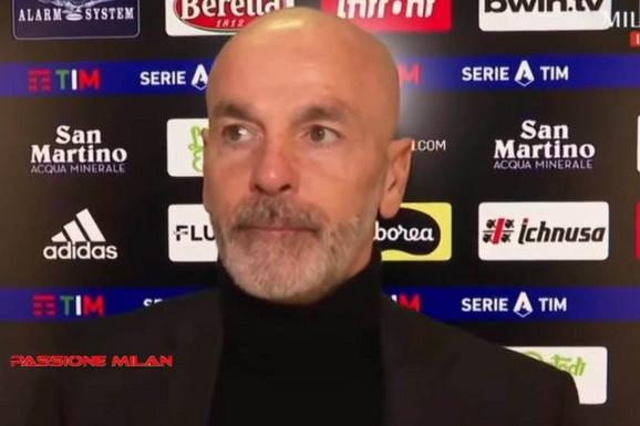 Žestok gaf trenera Milana, protiv Zvezde bi igrao u Bosni i Hercegovini! Piolija slušali i NISU MOGLI DA VERUJU čak i u Italiji