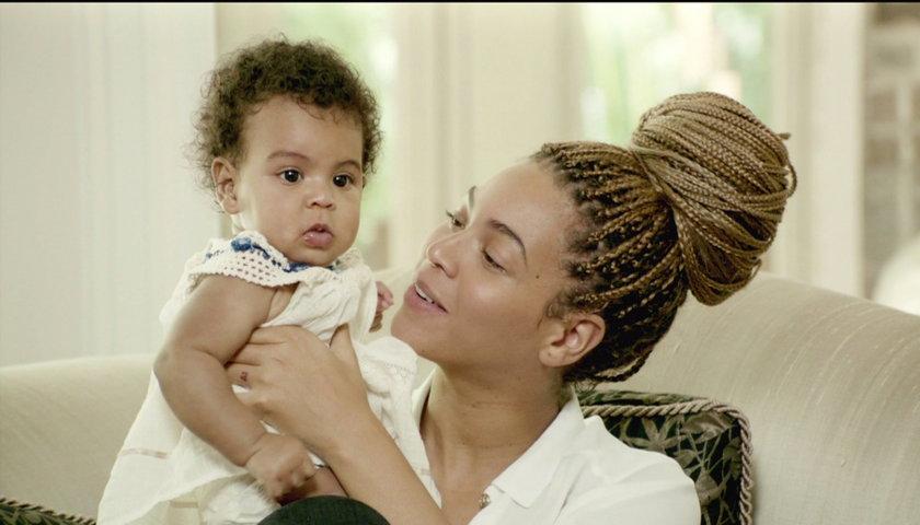 Beyonce z córką