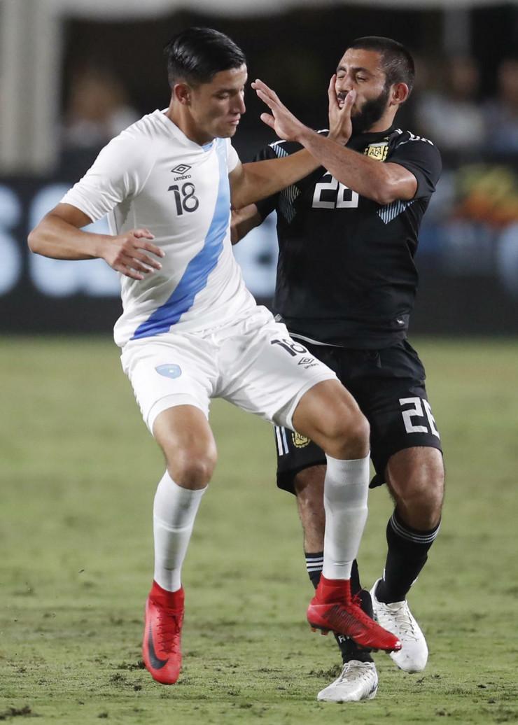 Fudbalska reprezentacija Argentine