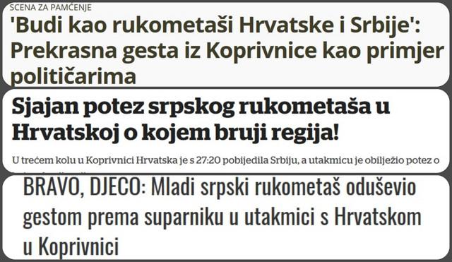 Naslovi na portalima hrvatskih medija