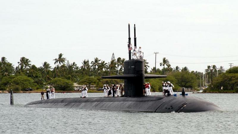 USS Key West - amerykański okręt podwodny klasy SSN