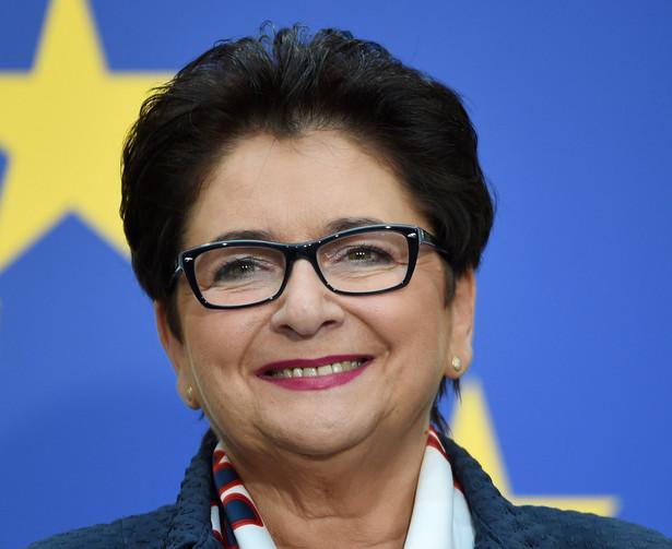 Teresa Piotrowska. Fot. PAP/Radek Pietruszka
