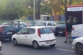 Tržni centar Stadion udes saobraćajna nezgoda