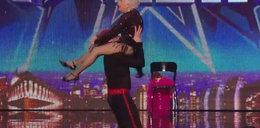 """80-letnia tancerka w brytyjskim """"Mam talent"""""""