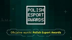 Polish Esport Awards - poznaliśmy zwycięzców e-sportowego plebiscytu