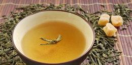 Zakazana zielona herbata