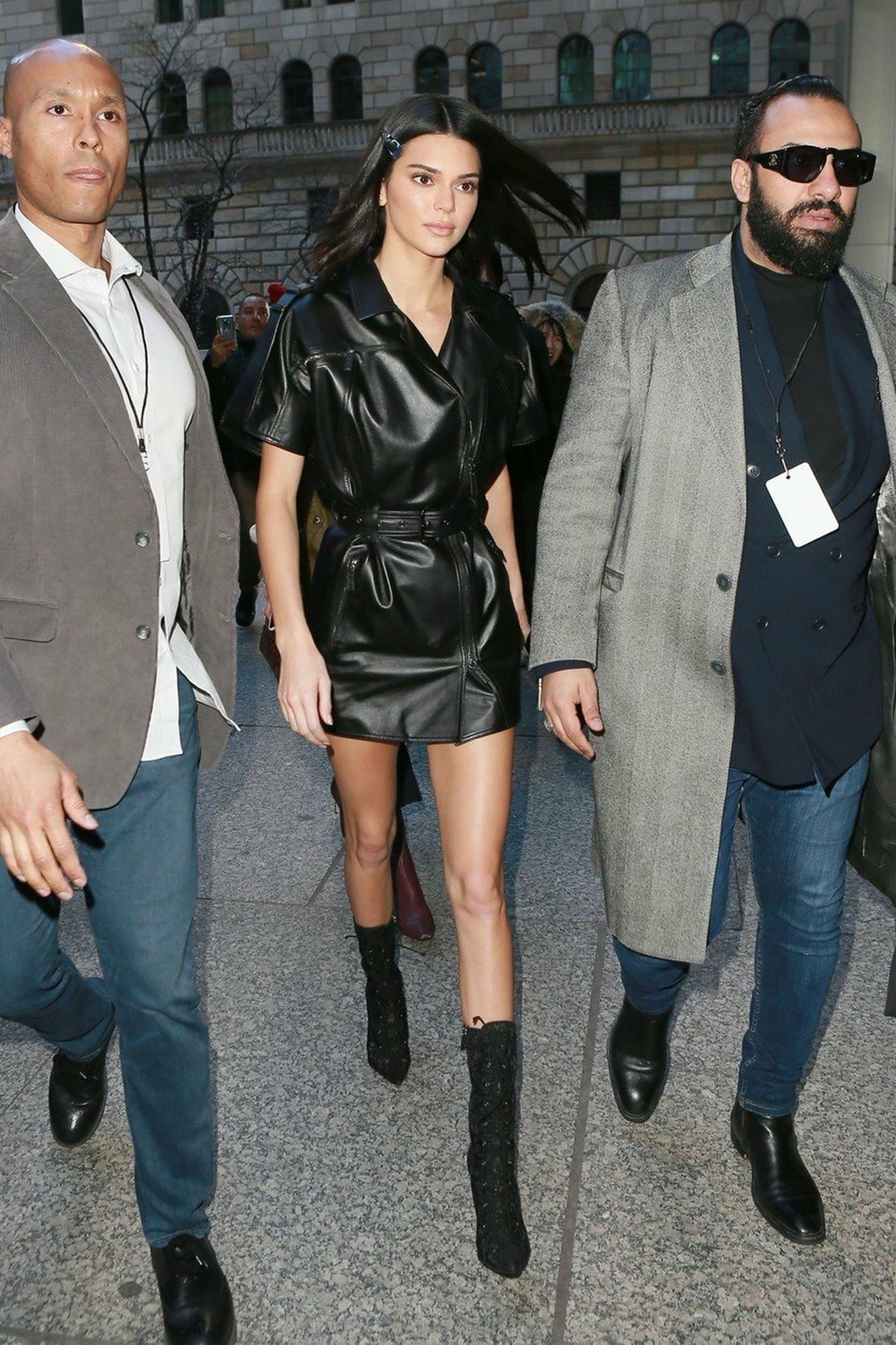 Ulični stil Nedelje mode u Njujorku