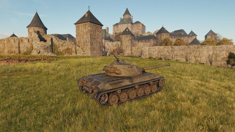 gameplanet World Of Tanks