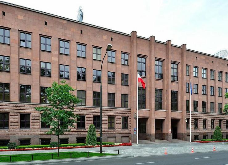 poljska, ministarstvo spoljnih poslova