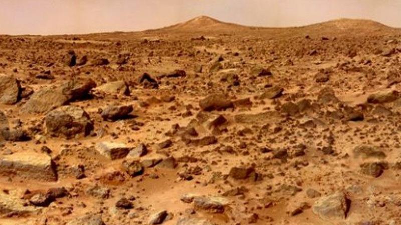 NASA bada możliwość wydobycia metalu na Marsie
