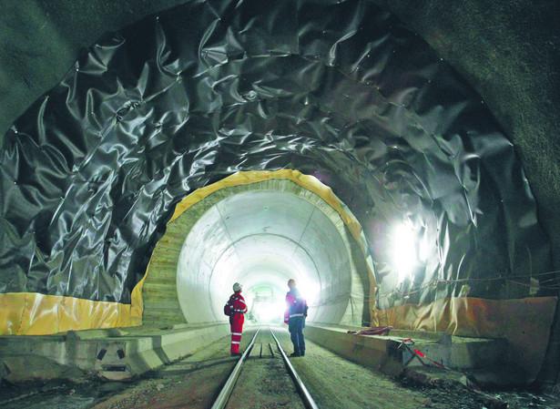 Trudno w to uwierzyć, ale Szwajcarzy nie przekroczyli budżetu przy budowie tunelu św. Gotarda