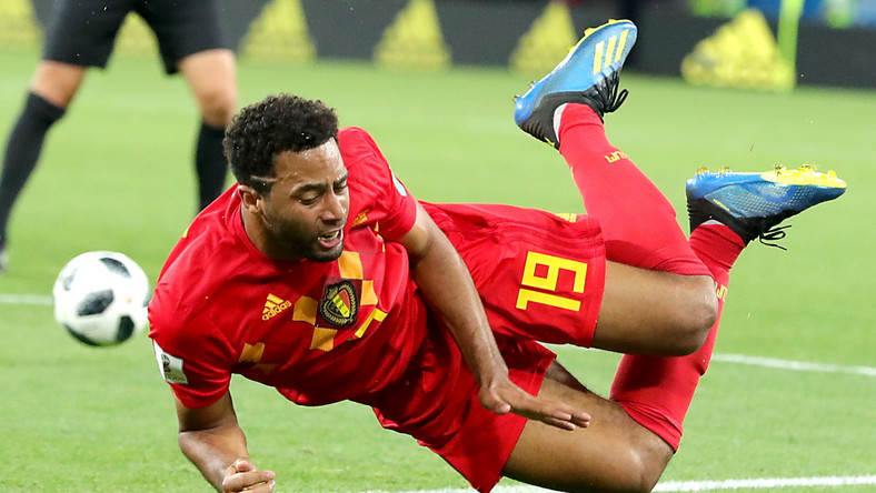 Anglia - Belgia