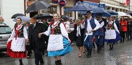 Paniaga w Rzeszowie. Święto zepsuł deszcz