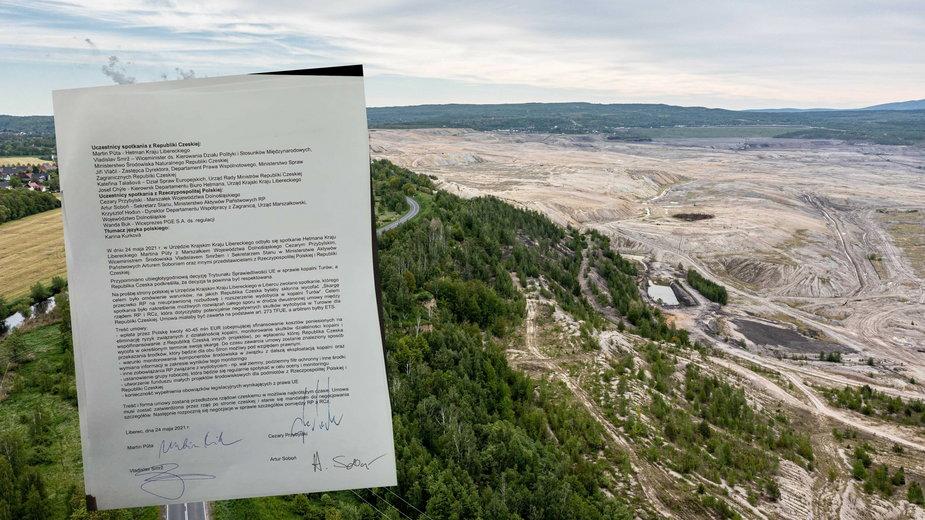 Zamknięcie kopalni w Turowie. Czechy wycofują skargę. Na jakich warunkach?