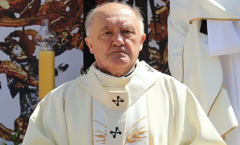 Kard. Kazimierz Nycz