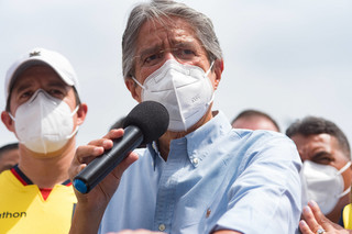 Guillermo Lasso nowym prezydentem Ekwadoru