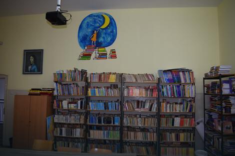 """Biblioteka OŠ """"Sveti Sava"""" u Pirotu"""