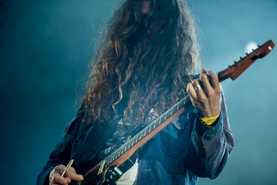 Kurt Vile & The Violators na Open'er Festival 2016