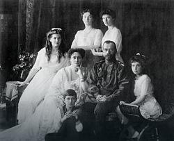 Nikola II Romanov