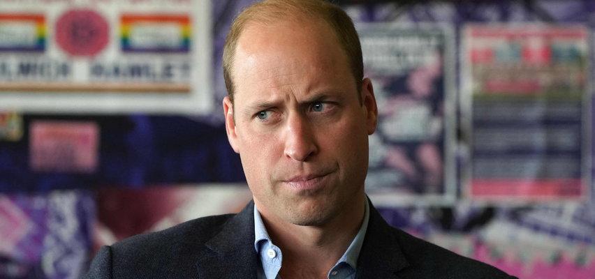 Książę William nienawidzi wujka Andrzeja. Uważa, że jest niewdzięczny i niszczy królową