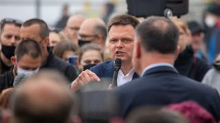 Szymon Hołownia: Kaczyński może próbować zmienić ordynację. Mamy sygnały od PiS z terenu