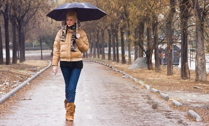 Prognoza pogody na weekend. Chłód i przelotne opady deszczu.