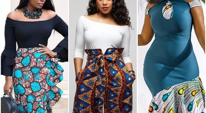 Cute Ankara styles that you can rock to church