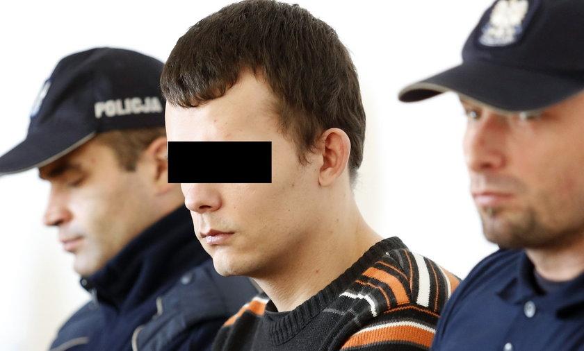 Wyrok dla mordercy 12-letniej Sary z Żor