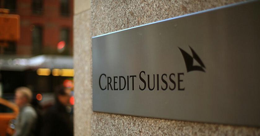 Credit Suisse w IV kw. 2016 r. odnotował większą stratę niż spodziewali się analitycy