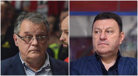 Nebojša Čović i Dragan Bokan