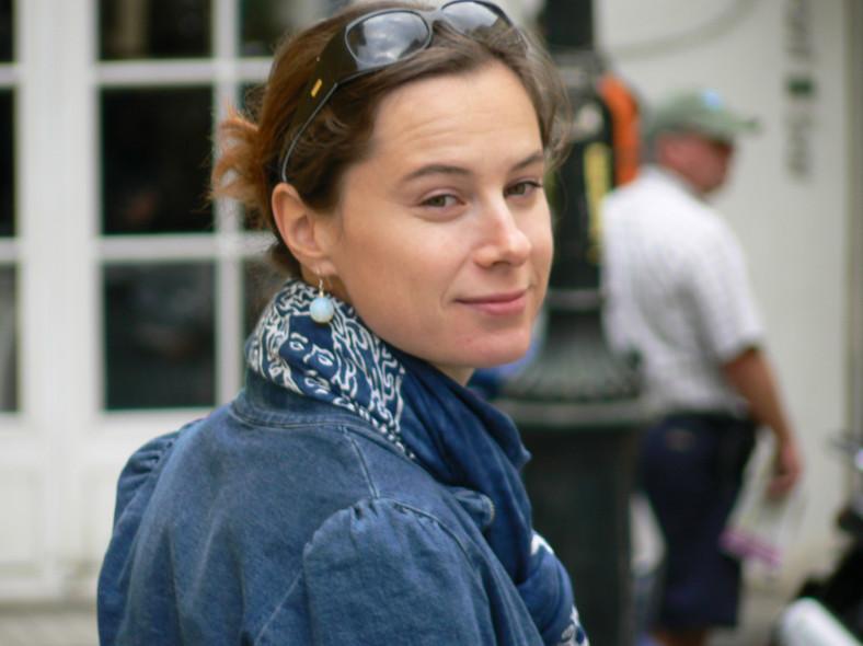 Klara Klinger dziennikarka DGP