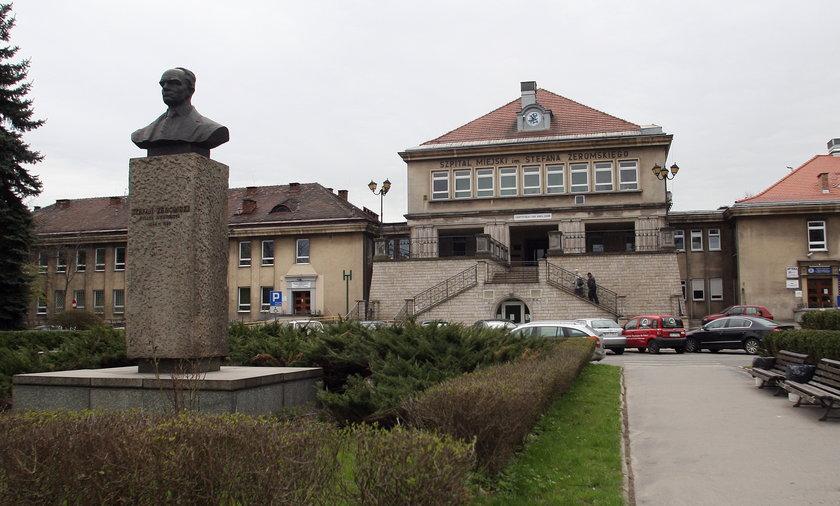 Szpital Żeromskiego w Krakowie