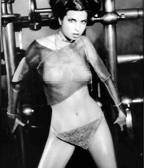 Ivanka Tramp početkom devedesetih godina kada se bavila modelingom