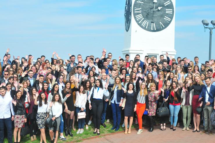 Dodela stipendija najboljim studentima Novosadskog univerziteta