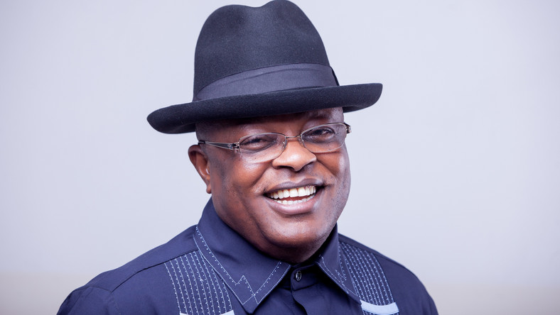 Governor Dave Umahi of Ebonyi State