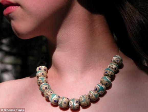 Detalji izrade ogrlice zapanjili su naučnike