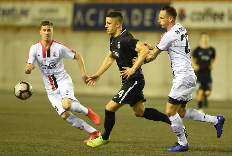 Dejan Georgijević, FK Partizan