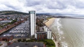 Trzęsienie ziemi w południowej Walii