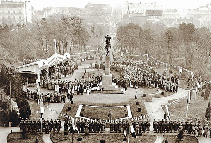 Spomenik zahvalnosti Francuskoj