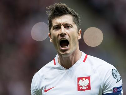 Reprezentacja Polski w piłce nożnej po raz pierwszy znalazła się na 6. miejscu rankingu FIFA