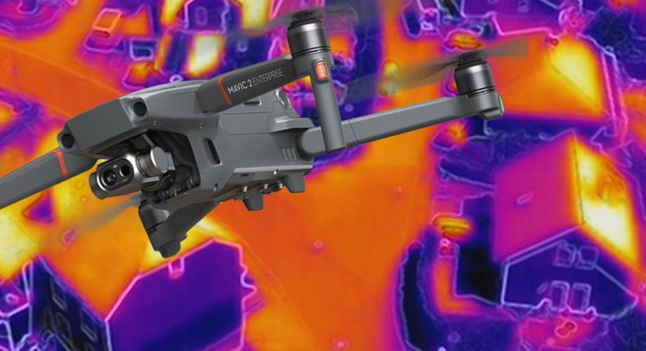 Drohnen mit Wärmebild-Kamera ab 2250 Euro