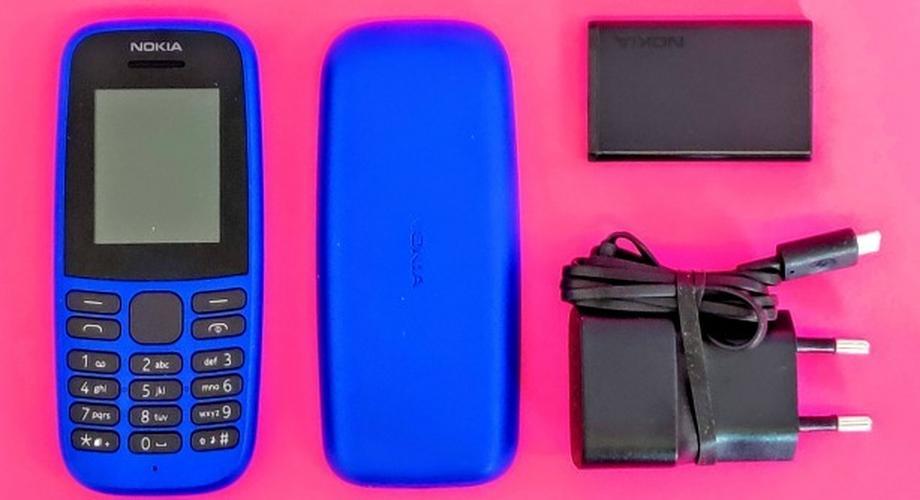Ganz, ganz billig: 20-Euro-Handy Nokia 105 (2019) im Test