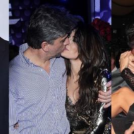 Tak całują gwiazdy. Oni nie wstydzą się okazywać miłość!