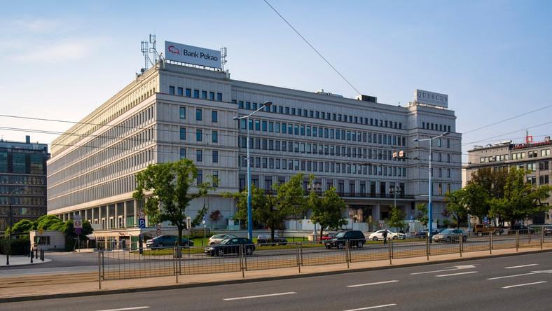 Była siedziba KC PZPR