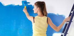 Już nie musisz malować ścian. Wystarczy mała drukarka!