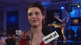 Telekamery 2010: Julia Kamińska o swojej nagrodzie