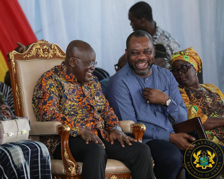 Nana Addo tours Upper East and West regions